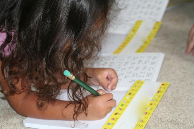 Preschool procedures & routine