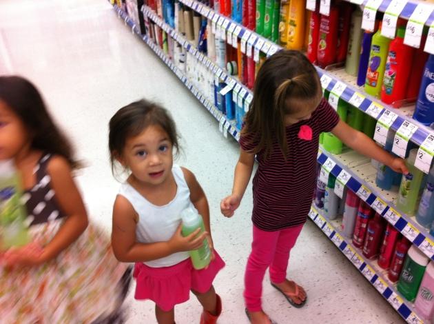 preschool shopping