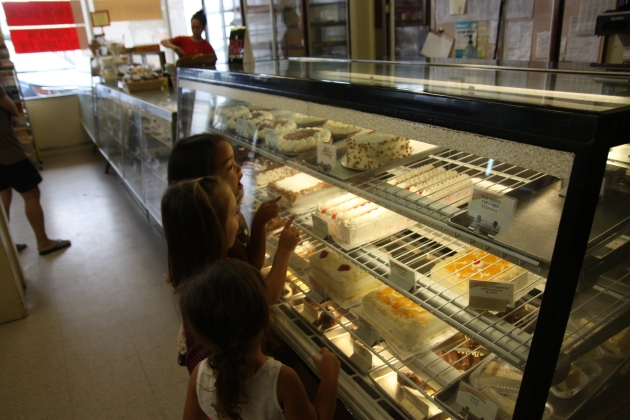 preschool bakery