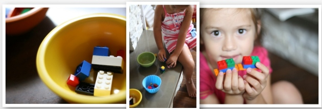 Preschool theme I Am Four